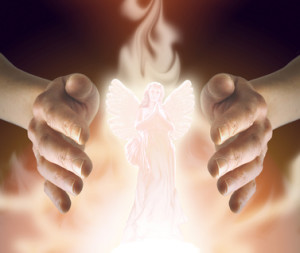 Manifesting an Angel