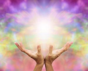 Angel healing energy