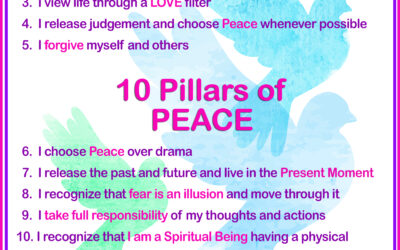 My Holiday Gift for You… Peace in the New Year ☮️